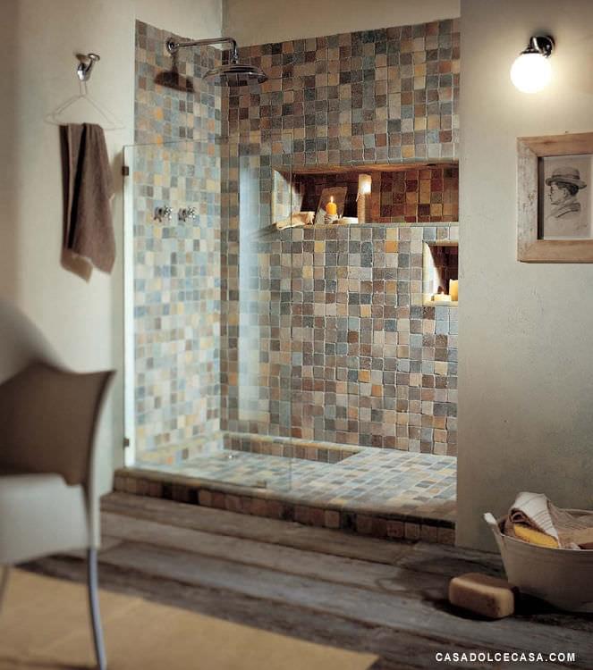 İtalyan Cam Mozaik Casa Colce Casa